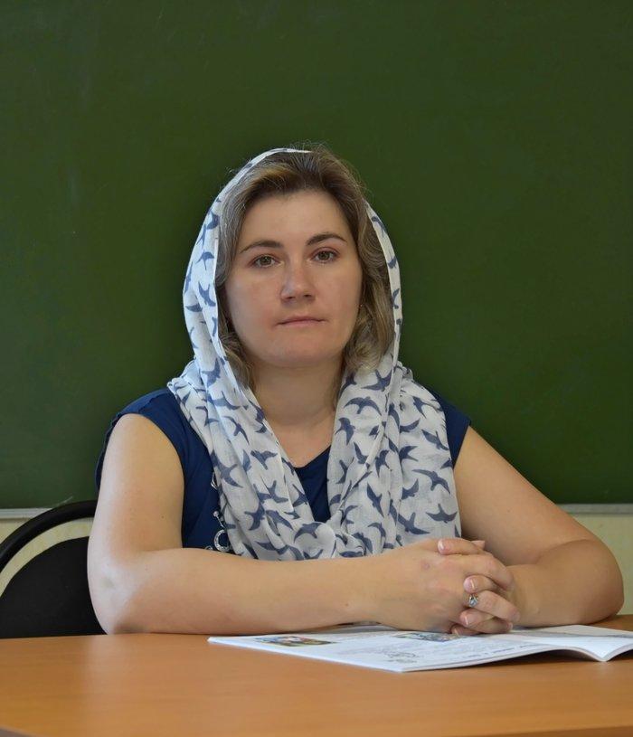 Комиссарова Екатерина Ивановна
