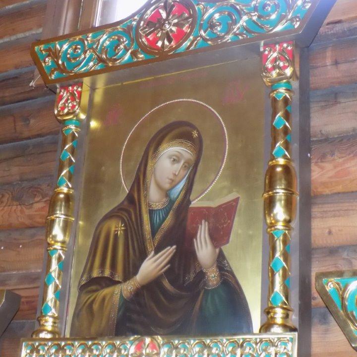 Икона после реставраци
